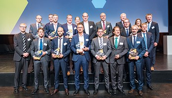 "Gewinner des ""institutional assets Award"""